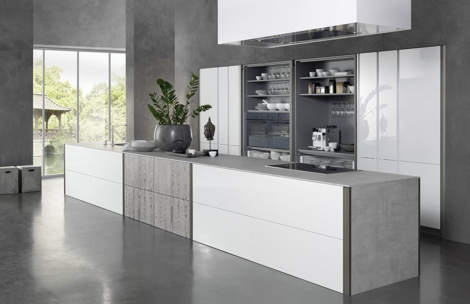 Uitzonderlijk Moderne Keukens van Boekweit Keukens in Eemnes TL91